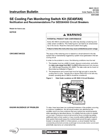 Instructions 48041-100-01