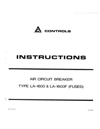 Instruction Manual