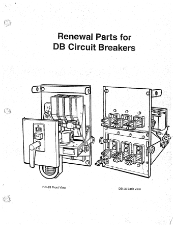 Renewal Parts