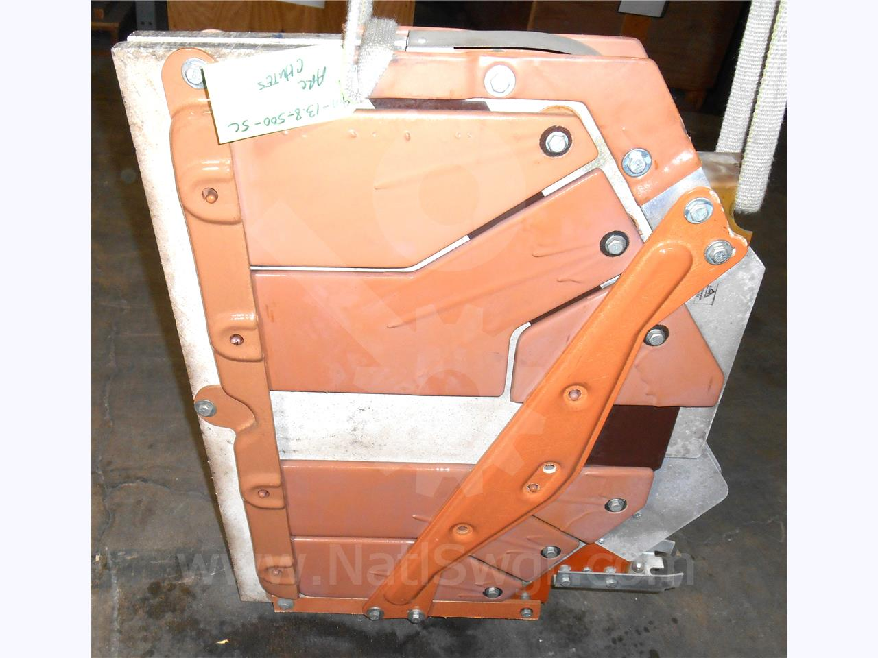 General Electric GE ARC CHUTE ASSEMBLY