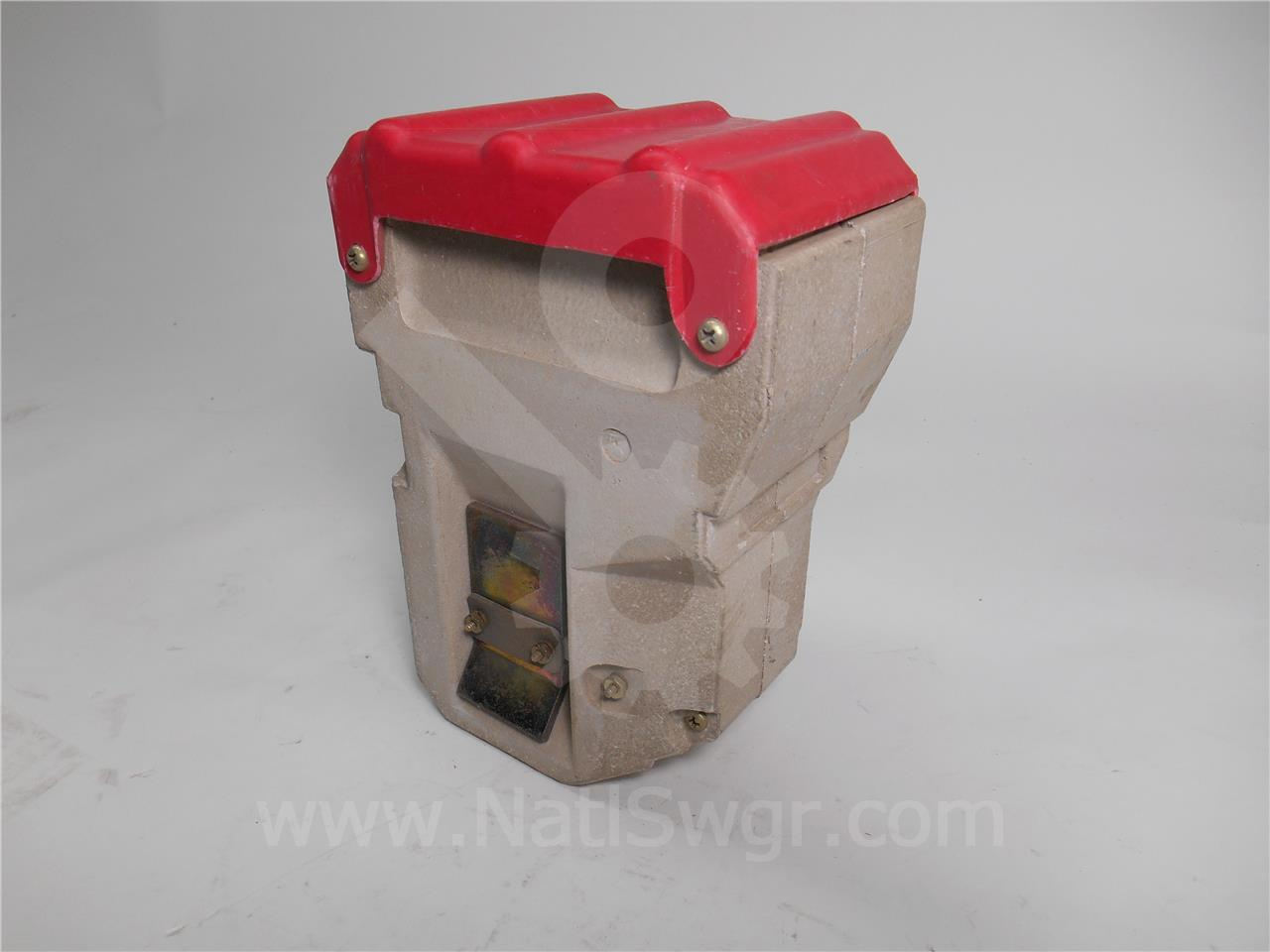706775-T02 ABB RED ARC CHUTE ASSEMBLY FOR K-1600 / K-2000