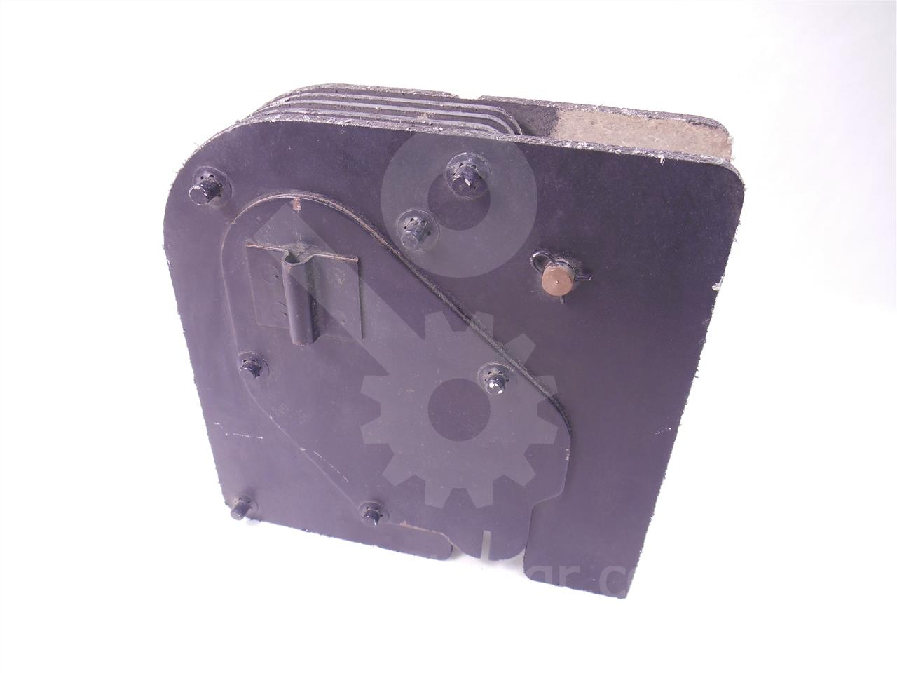 5506 ITE ARC CHUTE ASSEMBLY FOR KB-600, STEEL BACK