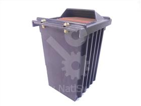 GE NON ASBESTOS MOLDED ARC CHUTE ASSEMBLY 012-170