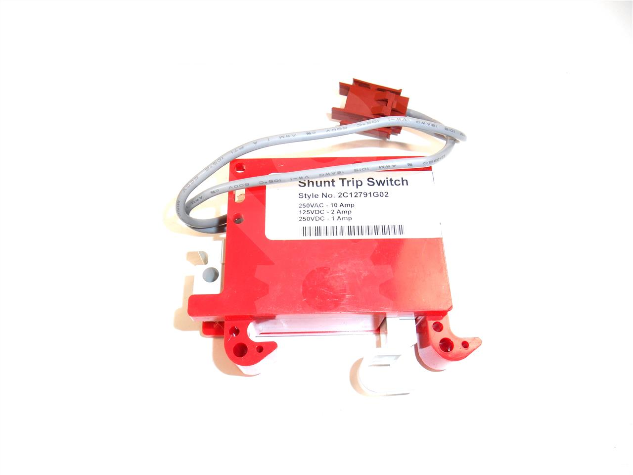2C12791G02 Cutler-Hammer SHUNT TRIP AUXILIARY SWITCH FOR MDS