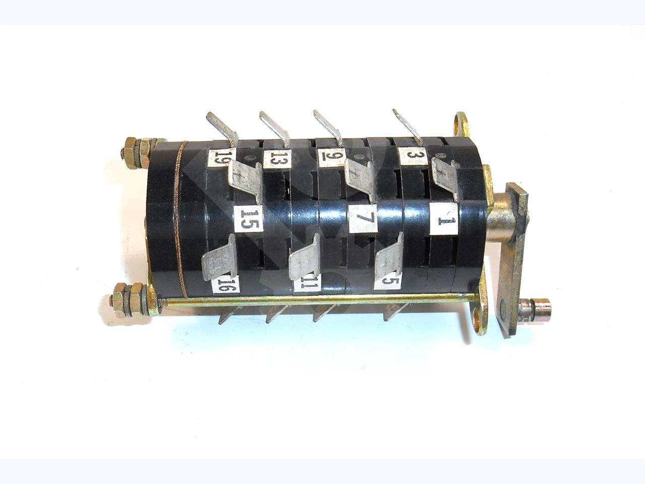 WH AUXILIARY SWITCH ASSEMBLY 5NO/5NC