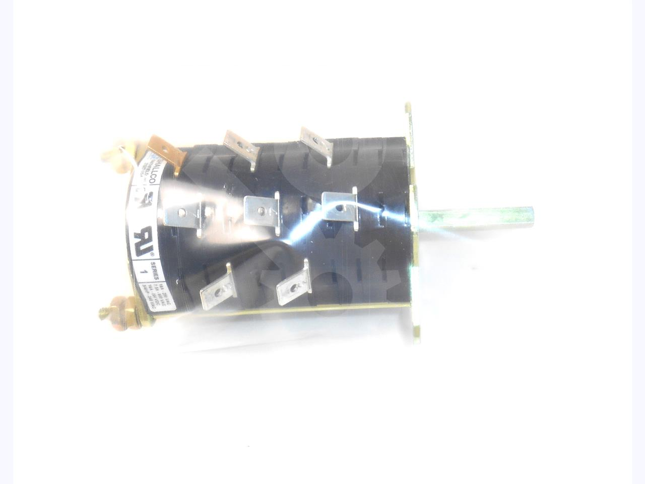General Electric GE ES-102 AUXILIARY SWITCH, 4NO/4NC, NEW