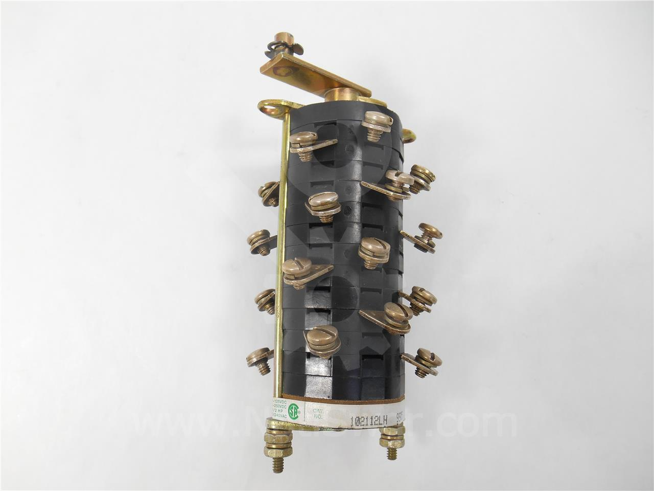 46040-484-50 Square D AUXILIARY SWITCH ASSEMBLY 7NO/7NC FOR VR VAD-5