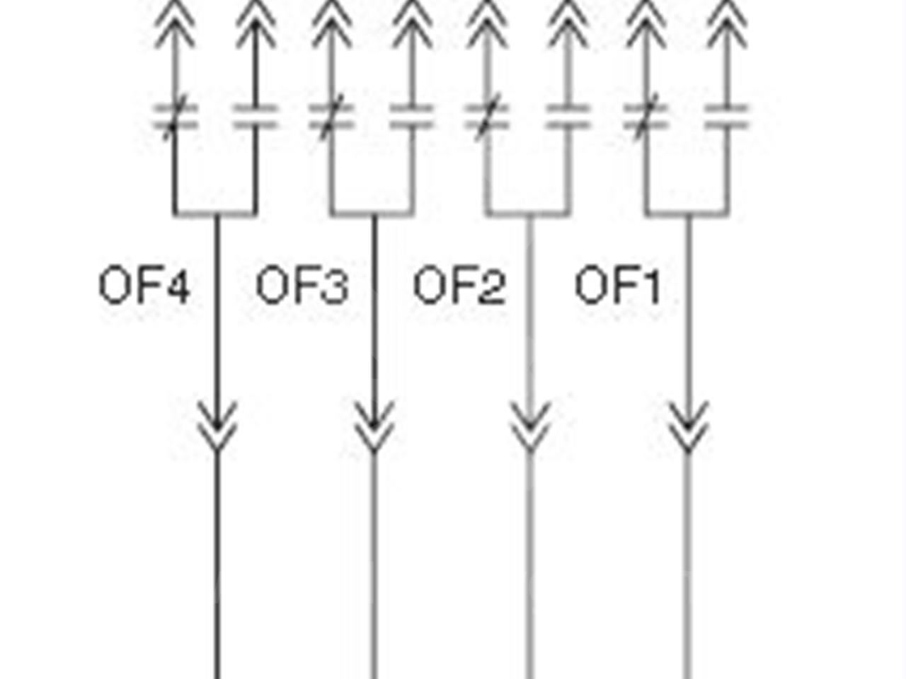 square d sqd of auxiliary switch 4 form c