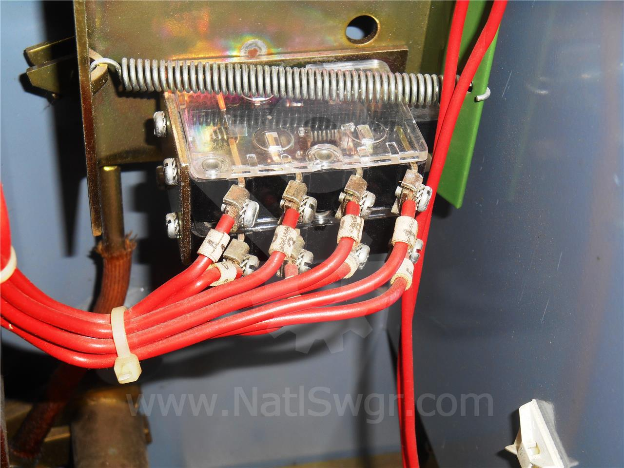 SYLVANIA AUXILIARY SWITCH 2NO/2NC