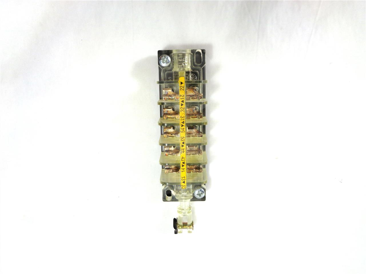 ABB AUXILIARY SWITCH 3NO/2NC on