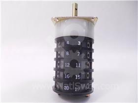 TOSHIBA AUXILIARY SWITCH ASSEMBLY 5NO/5NC