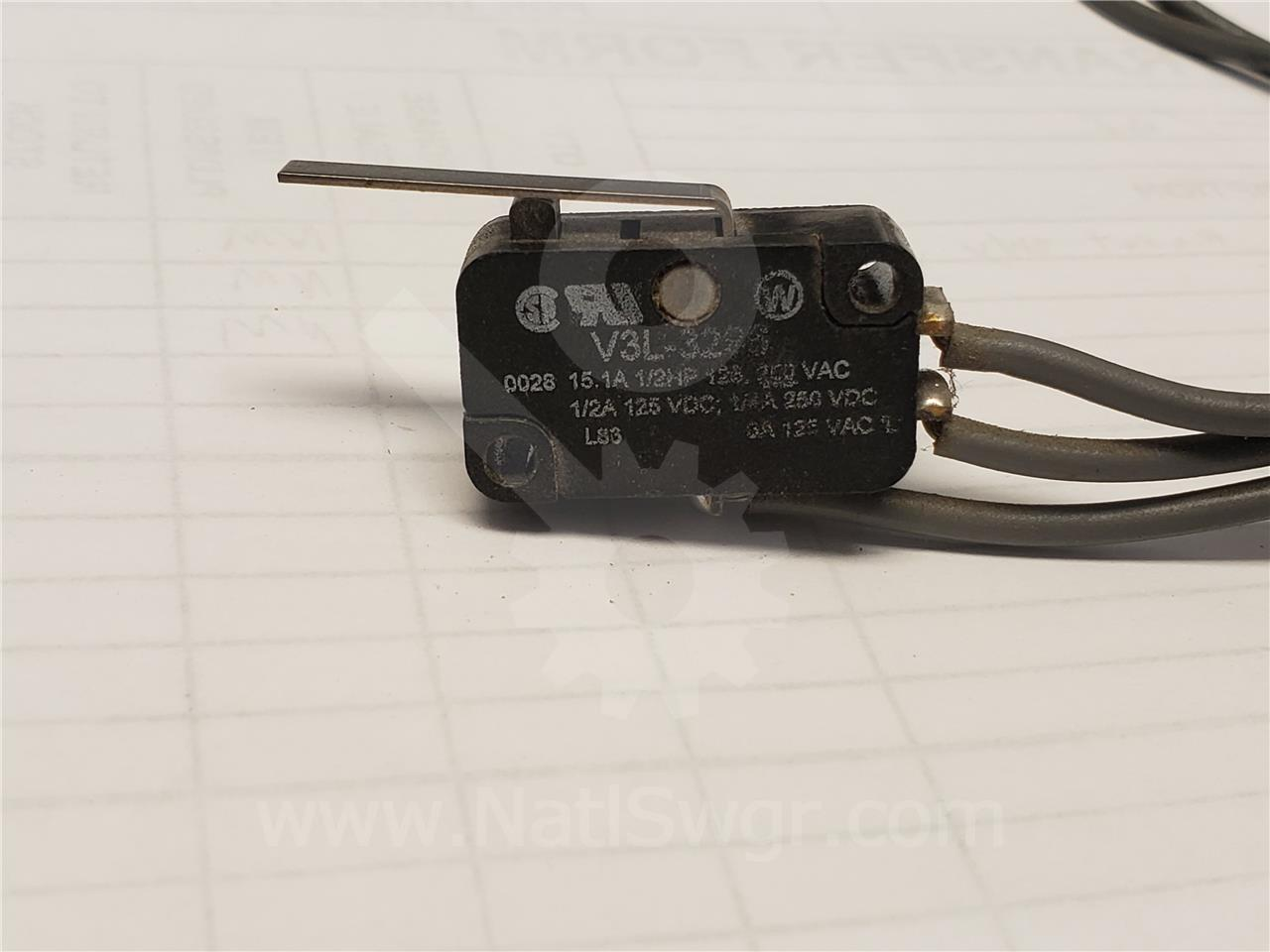 Westinghouse / Cutler Hammer CH BELL ALARM SWITCH ONLY