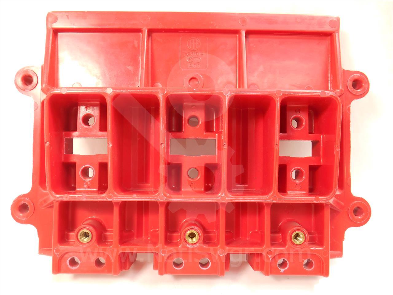 706784-T03 ITE RED UPPER MOLDING BASE FOR K-225 / K-600 / K-800