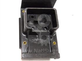 ITE BLACK UPPER POLE BASE MOLDING INSULATOR