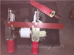 WH VACUUM INTERRUPTER POLE BASE ASSEMBLY