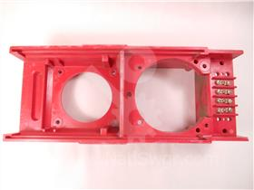 ITE RED POLE BASE MOLDING INSULATOR SOLID STATE TRIP UNIT