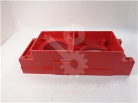 ITE RED REAR MOLDING