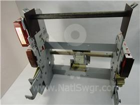 GE DRAWOUT RACKING MECHANISM ASSEMBLY