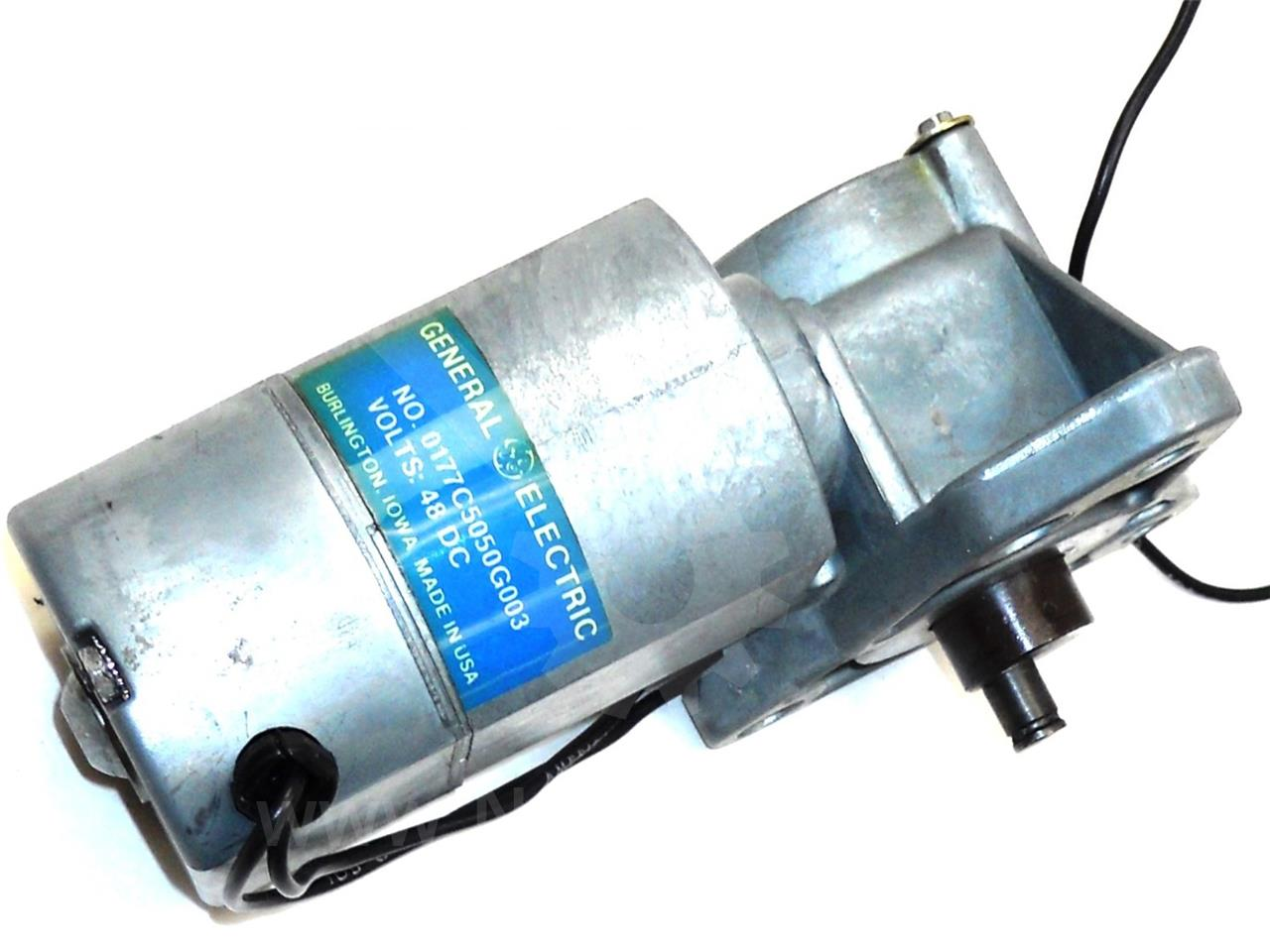 General Electric Ge 48vdc Charge Motor