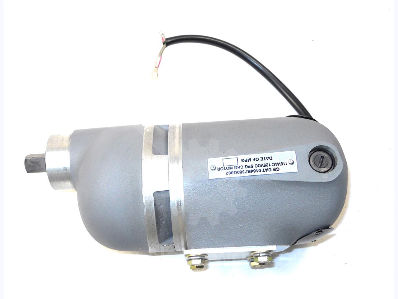General electric ge 115vac 125vdc charge motor new for Ge electric motors catalog