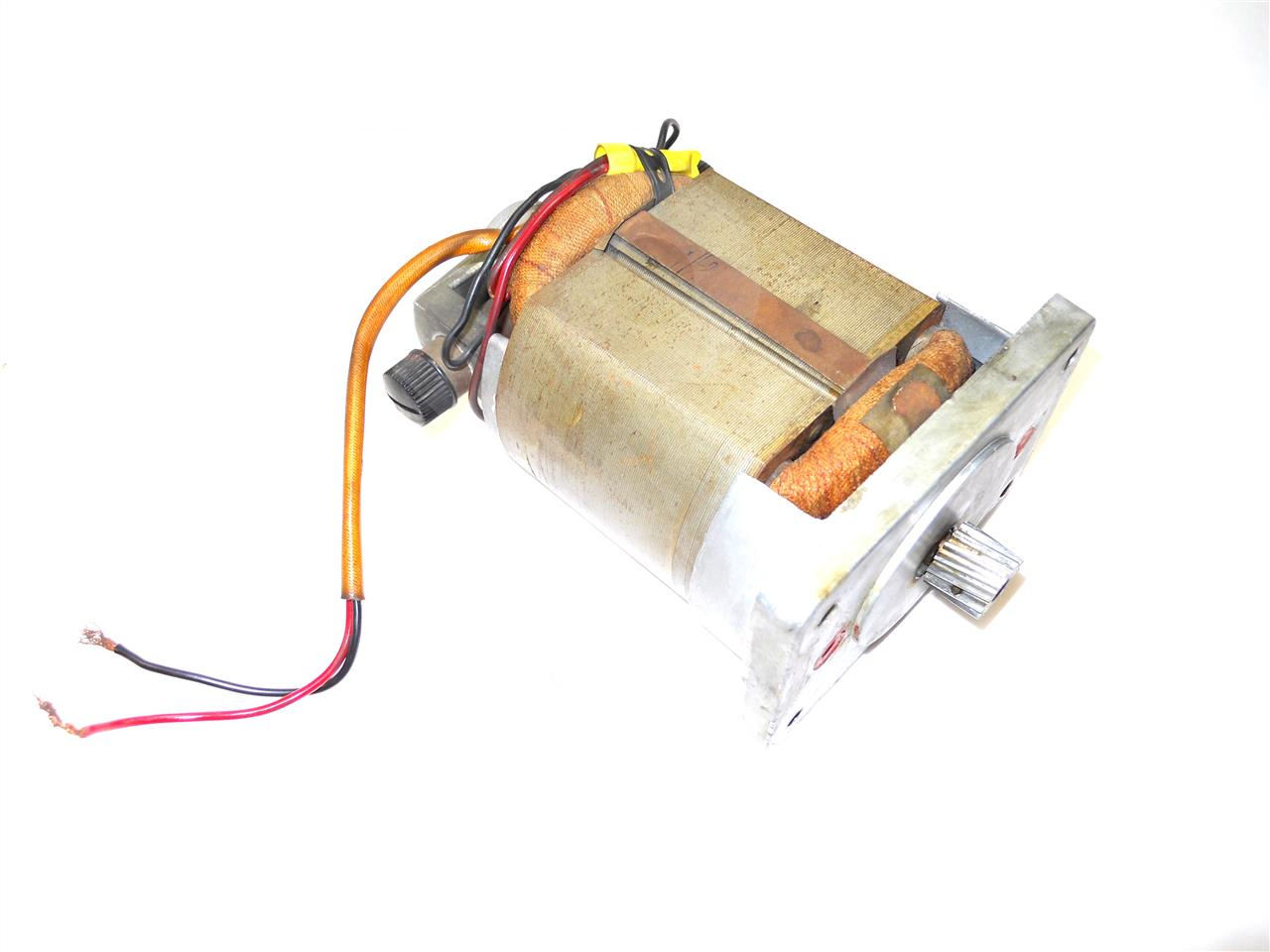 Federal Pacific / Federal Pion FP 120VAC/DC CHARGE MOTOR