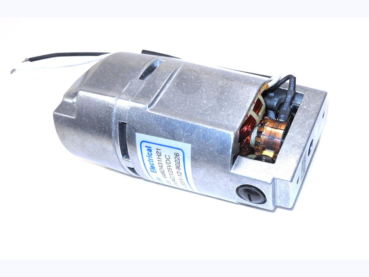 Westinghouse Cutler Hammer Wh 120vac Dc Charge Motor Eaton Shunt Trip Breaker Wiring Diagram With Push On