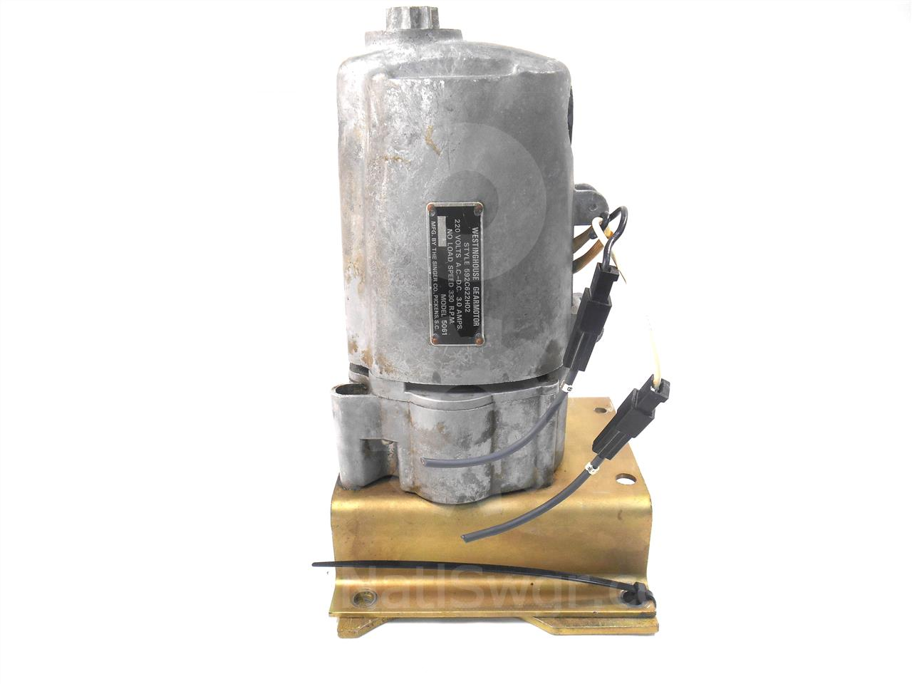 WH 230VAC/DC CHARGE MOTOR