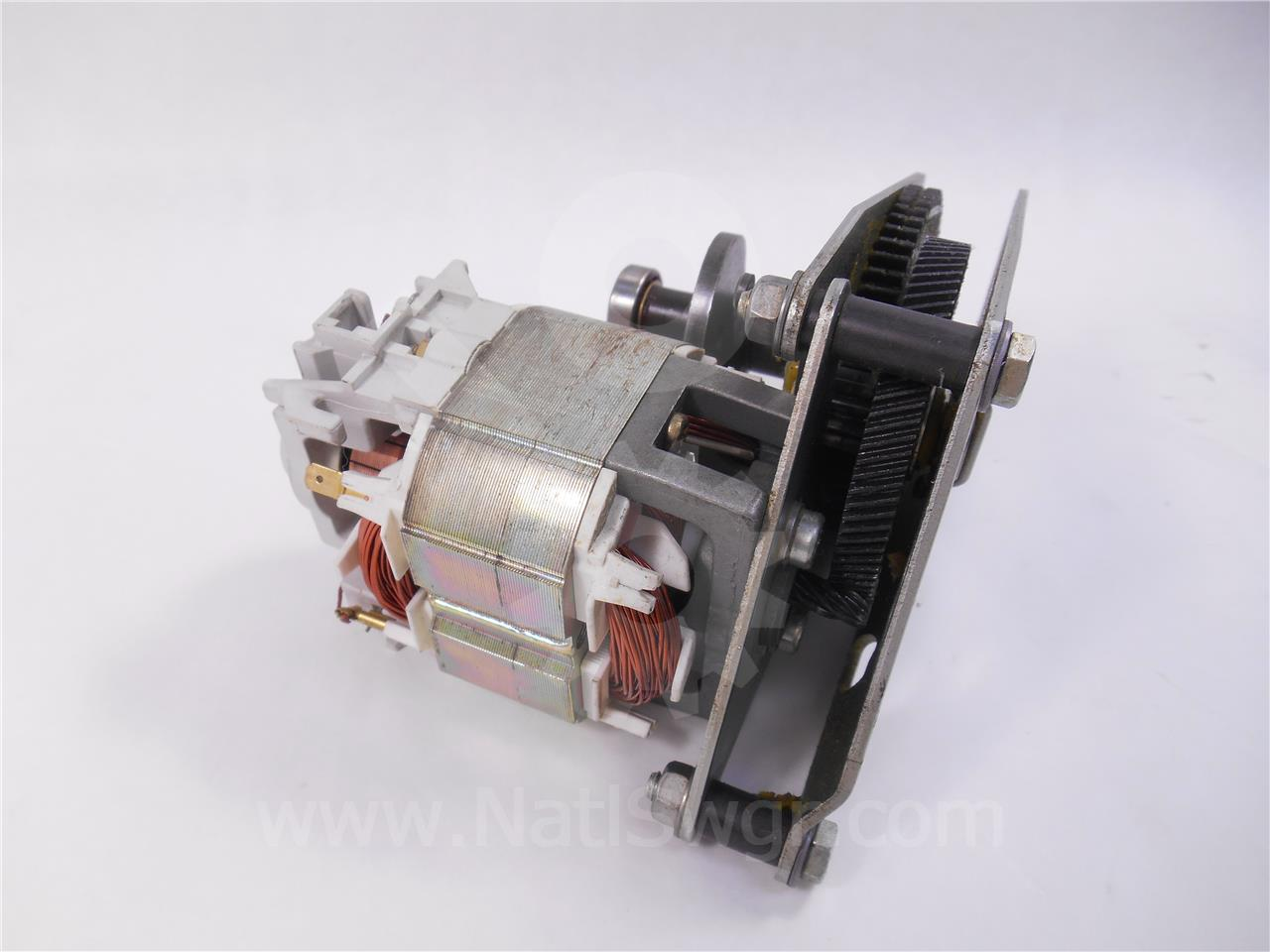 46040-476-51 Square D 120VAC/DC CHARGE MOTOR ASSEMBLY FOR VR VAD-5