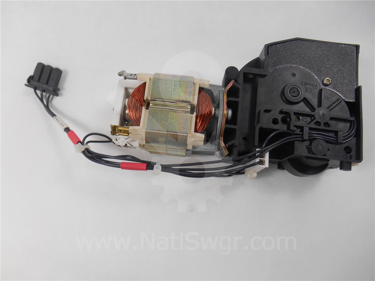 Square D SQD 120VAC CHARGE MOTOR ASSEMBLY