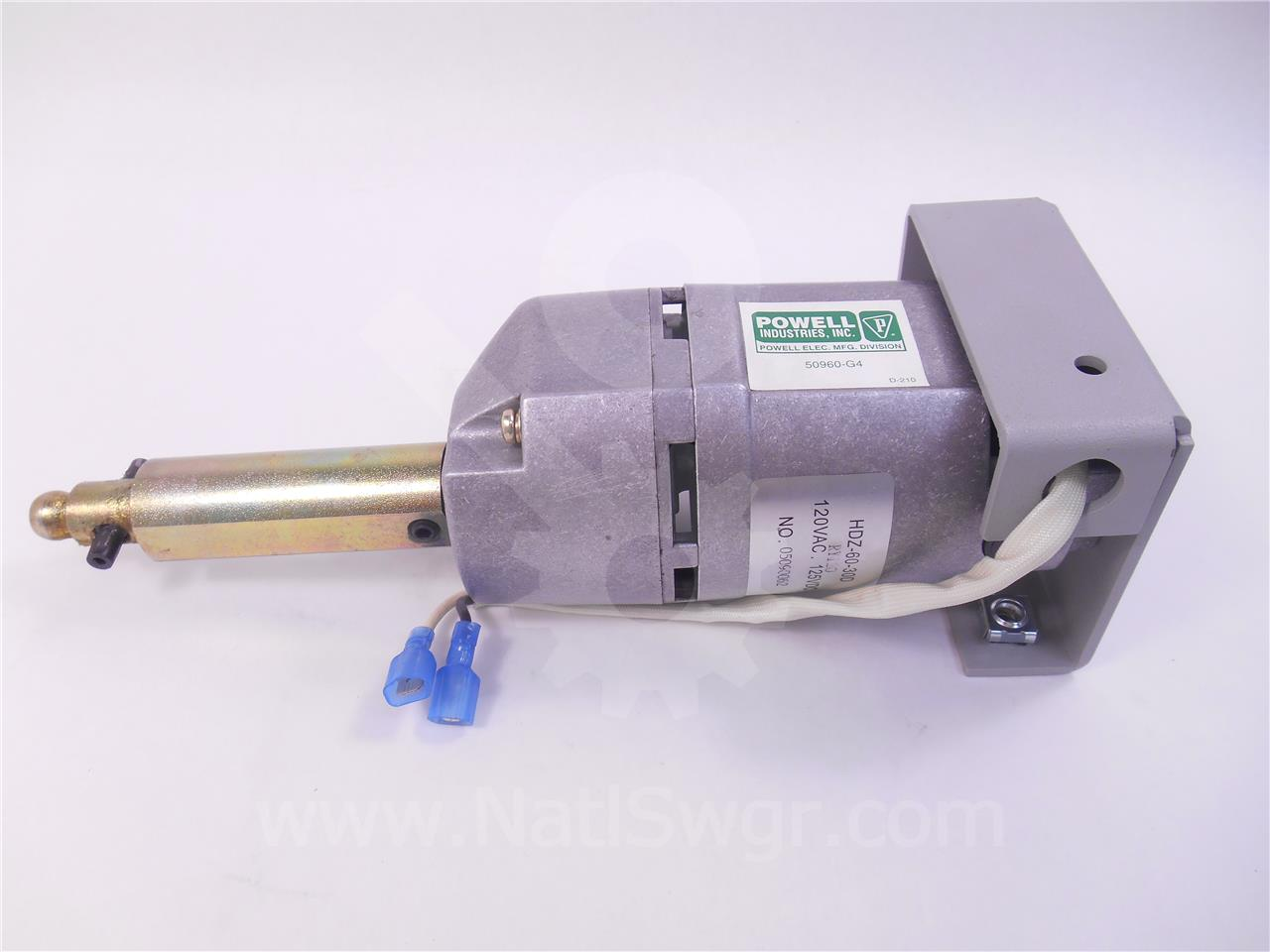 Powell Electric PWL 120VAC/DC CHARGE MOTOR NEW