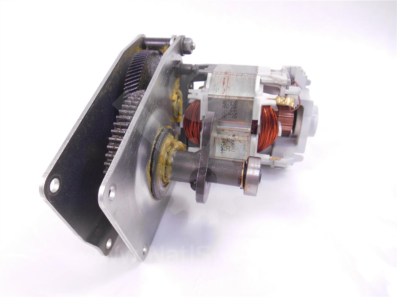 46040-113-50 Square D 48VDC CHARGE MOTOR ASSEMBLY FOR VR VAD-5