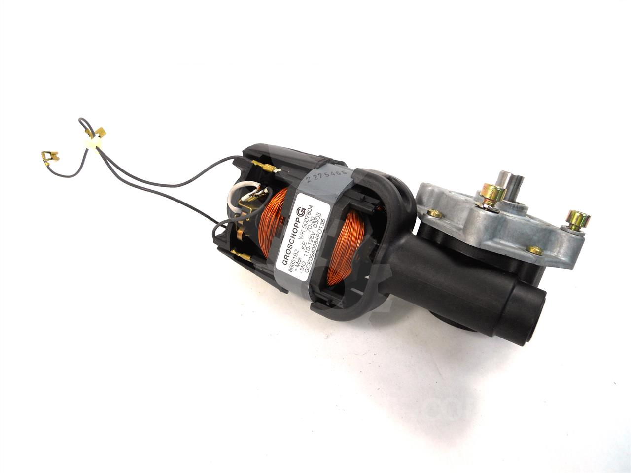 GCE0940084P0135 ABB 120VAC/DC CHARGE MOTOR NEW FOR ADVAC MODEL 3
