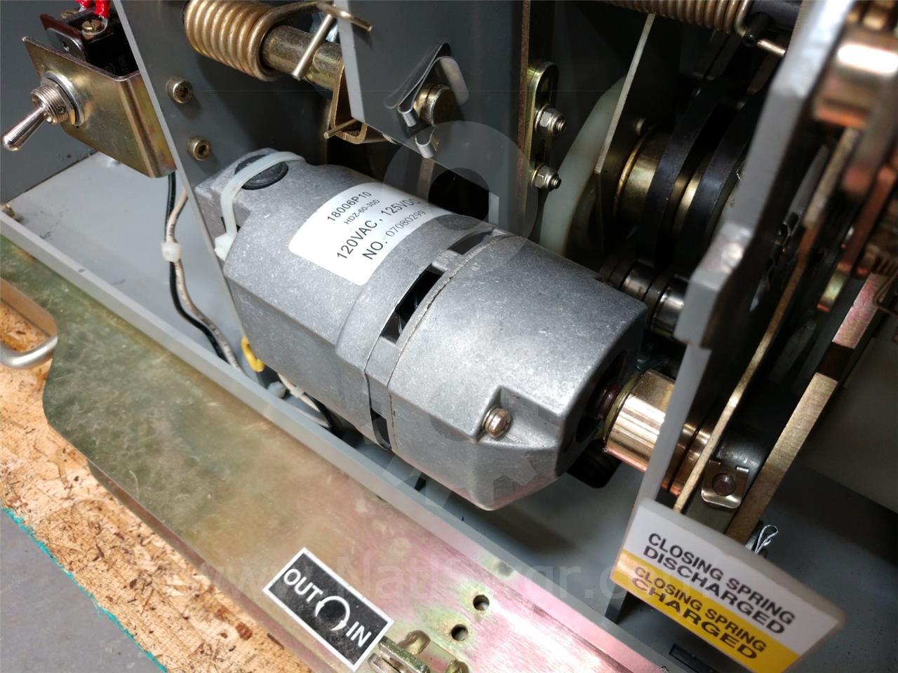 ABB / ITE / BBC ABB 120VAC/DC CHARGE MOTOR