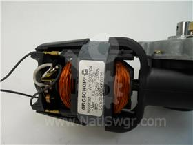 ABB 120VAC/DC CHARGE MOTOR