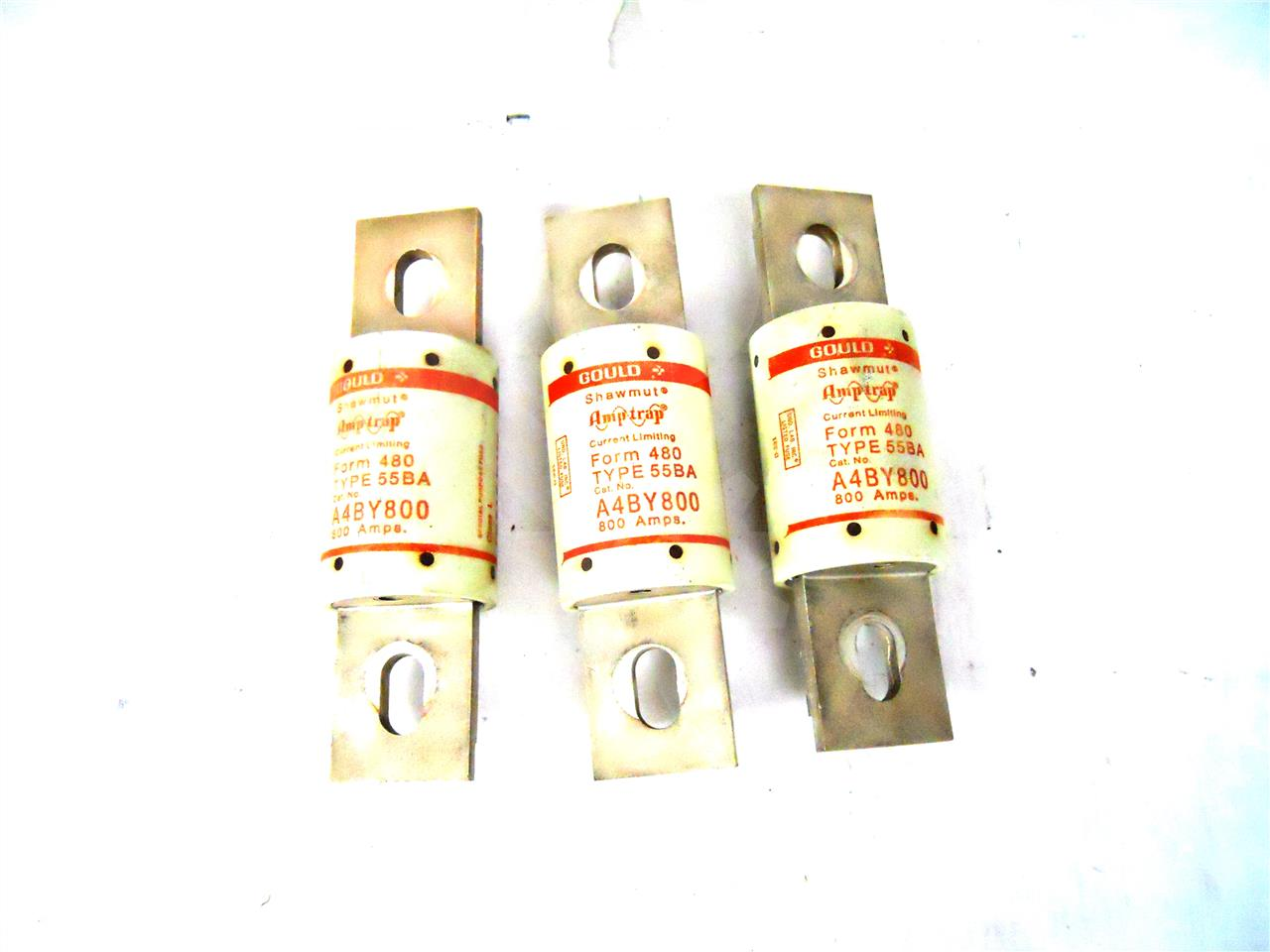 800A GOULD CURRENT LIMITING FUSE