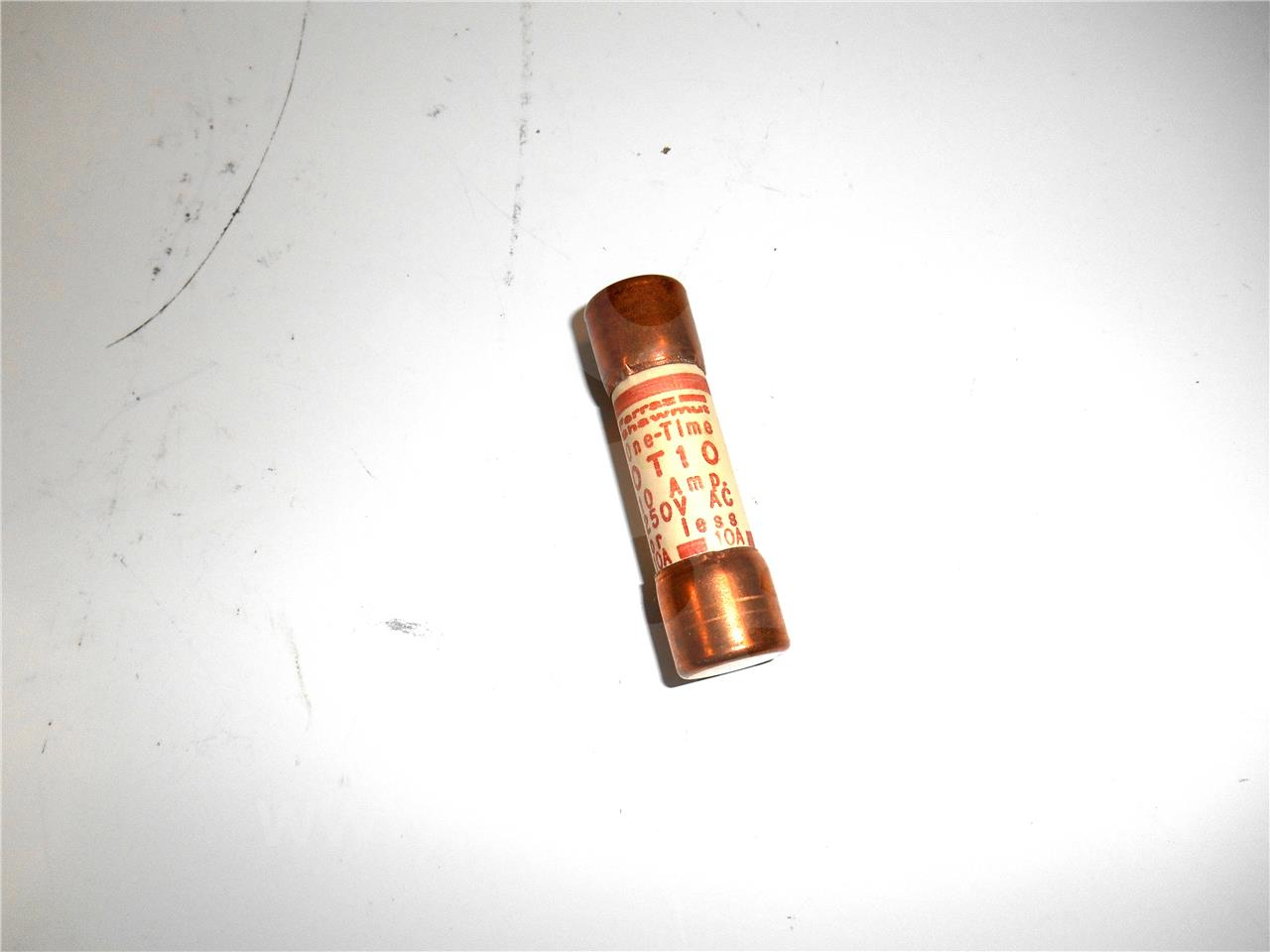 SHAWMUT 10A SHAWMUT CURRENT LIMITING FUSE, 250 VOLT