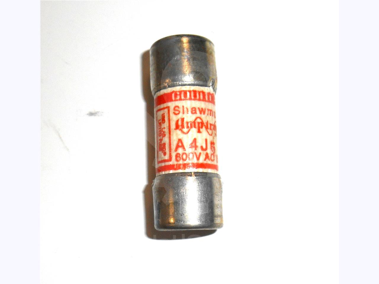 SHAWMUT 6A SHAWMUT CURRENT LIMITING FUSE