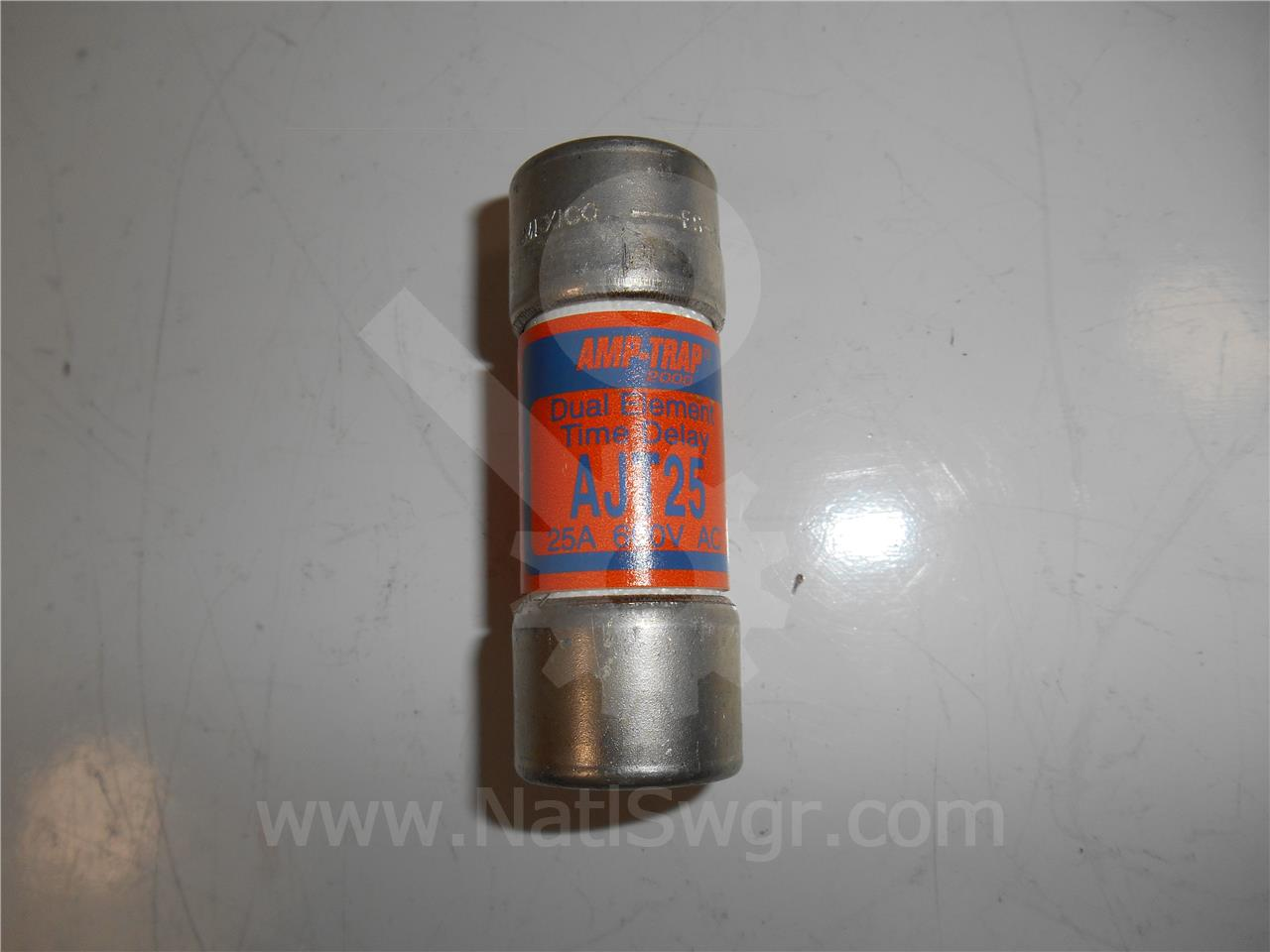 AMP-TRAP 25A AMP-TRAP CURRENT LIMITING FUSE