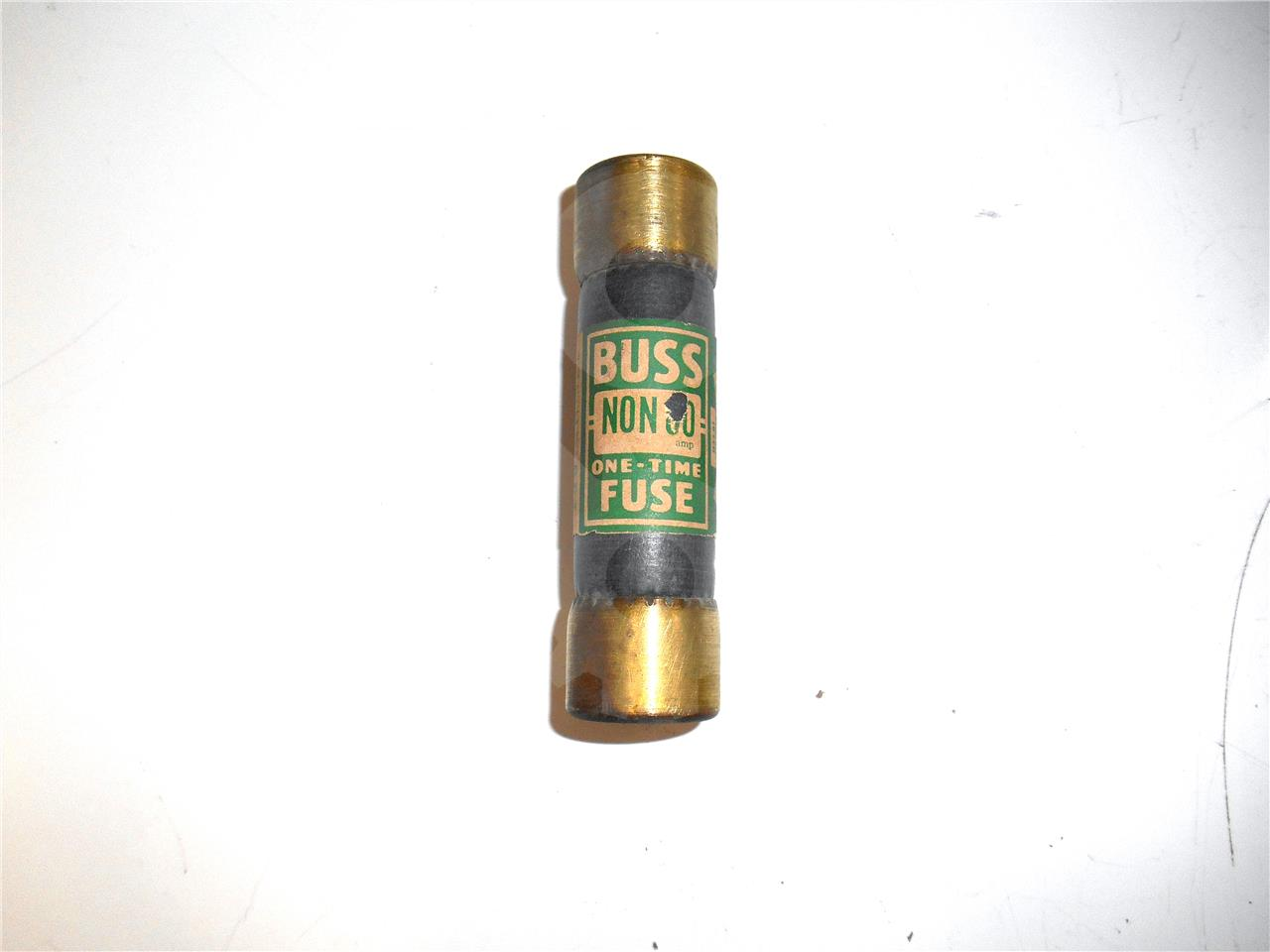 Bussman 60A BUSSMAN CURRENT LIMITING FUSE
