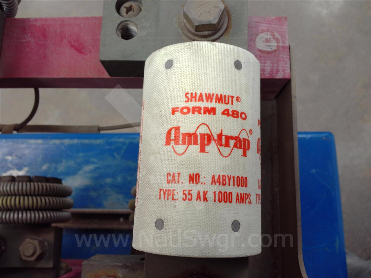 SHAWMUT 1000A SHAWMUT CURRENT LIMITING FUSE