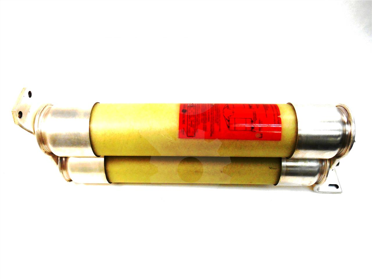 218A4293P18RB 18R GE / General Electric POWER FUSE 5KV R RATED 390A MOTOR STARTER FUSE, BOLT ON STYLE