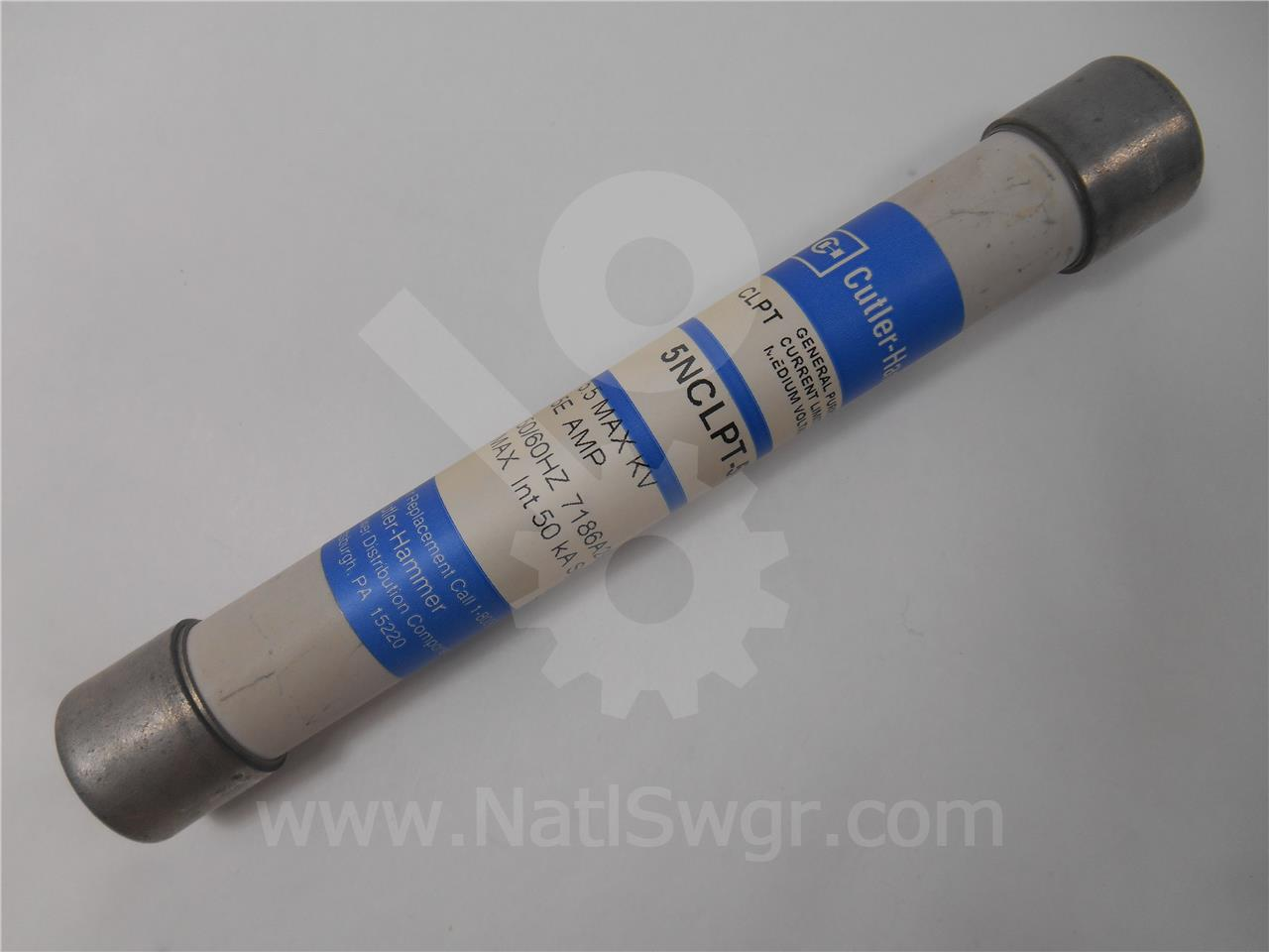 Westinghouse / Cutler Hammer 5E CH POWER FUSE 5.5KV