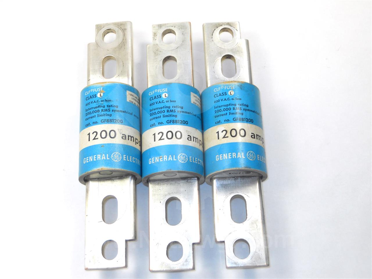 General Electric 1200A GE CURRENT LIMITING FUSE