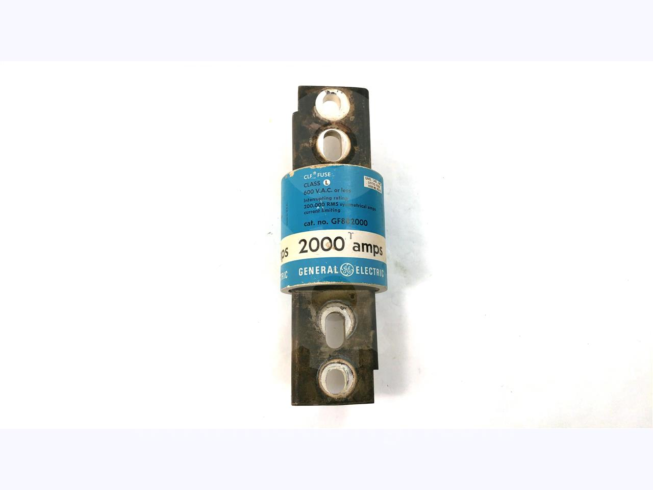 General Electric 2000A GE CURRENT LIMITING FUSE