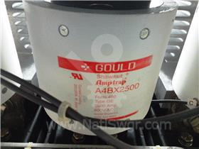 2500A GOULD CURRENT LIMITING FUSE