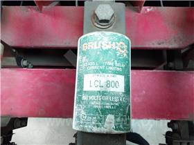 800A BRUSH CURRENT LIMITING FUSE 013-826