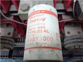 1000A SHAWMUT CURRENT LIMITING FUSE 013-905
