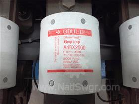 2000A GOULD CURRENT LIMITING FUSE 015-322