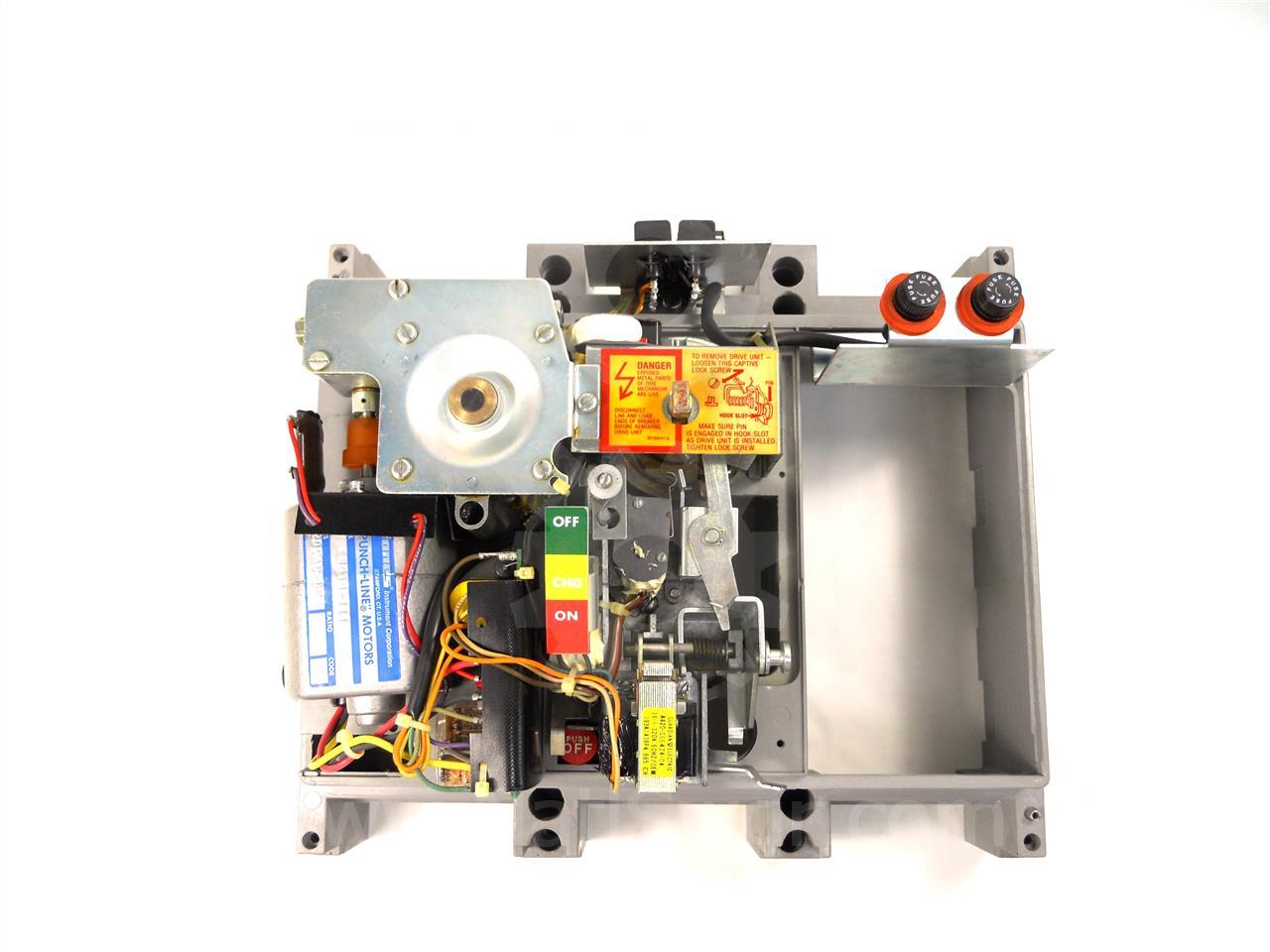 GE 120VAC ELECTRICAL OPERATING MECHANISM