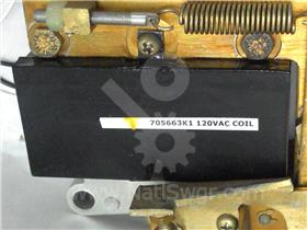 ITE 48VDC/120VAC UNDER VOLTAGE (UV) COIL, INST